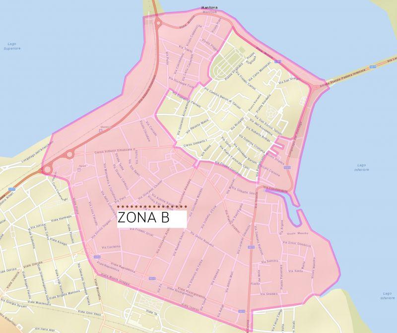 mappa pieghevole citybin